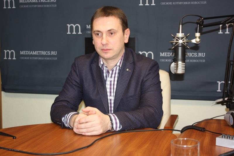 "Radio Mediametrics Interview ""Let there be light!"". Language: Russian"